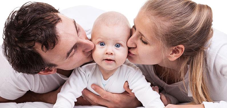 Råd til at takle søvnmangel som nybagte forældre