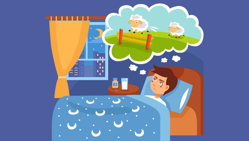 Naturlige hjælpemidler mod søvnbesvær findes også på apoteket
